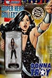 DC Superhero Figurine Collection #22 Donna Troy by Prannoi