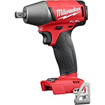 Milwaukee 2755-20 Fuel 1/2 Inch Compact Impact Wrench with Pin Detent (Tool Only)