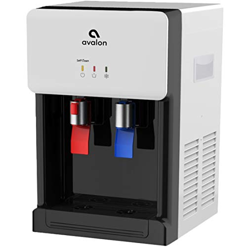 Avalon Countertop Self Cleaning Bottleless Water Cooler Water Dispenser