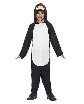 Horror-Shop Disfraz de pingüino para niños S: Amazon.es: Juguetes ...