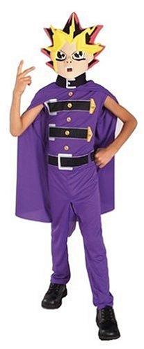 Yu Gi Oh Child Halloween Costume: Size Small 4-6 -