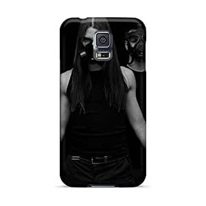 Samsung Galaxy S5 KLf17146gYje Support Personal Customs High Resolution Finntroll Band Image High Quality Hard Phone Cases -Marycase88