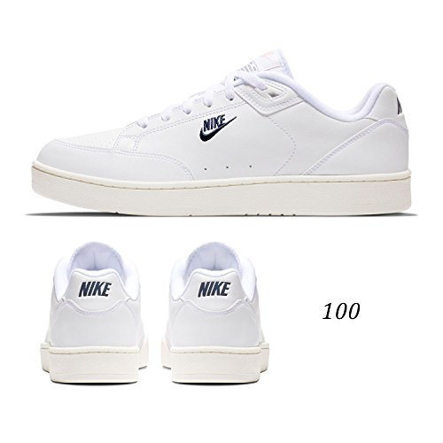 Military 001 de Grandstand Multicolore NIKE Monarch II Blue Purple Chaussures Homme Gymnastique White vUqnWB7