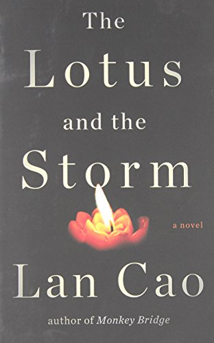 book cover of The Lotus and the Storm