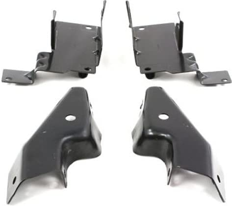 56 Chevy Front Fender Bumper Bracket Driver Side *NEW*