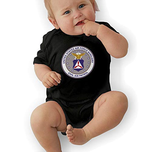 - Indiana Wing Civil Air Patrol United States Squadron Air Force Baby Organic Onesies Organic Bodysuits