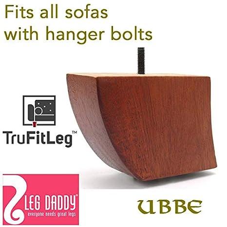 Amazon.com: Pierna Daddy TruFitLeg UBBE – 3 – 3/4 pulgadas ...