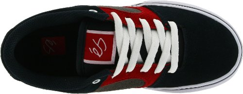 eS SKB Youths Shoe SQUARE TWO na/grey/red 1 C
