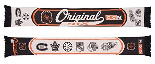 adidas Original 6 CCM NHL All Teams Acrylic Scarf