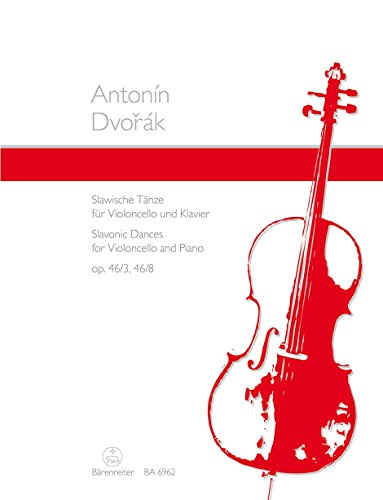 Dvorák: Slavonic Dances, Op. 46, Nos. 3 and 8