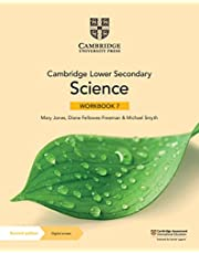 Cambridge Lower Secondary Science Workbook 7 with Digital Access (1 Year)