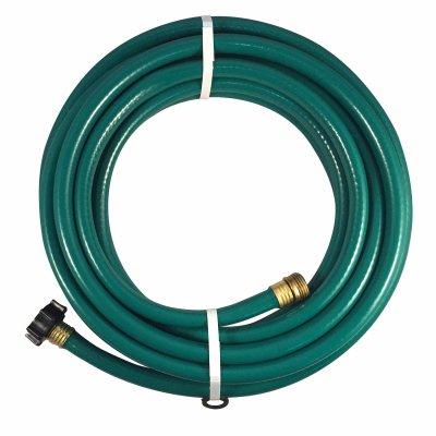 Flexon Tvld5850 Light Duty Garden Hose, Green, 5/8'' X 50'