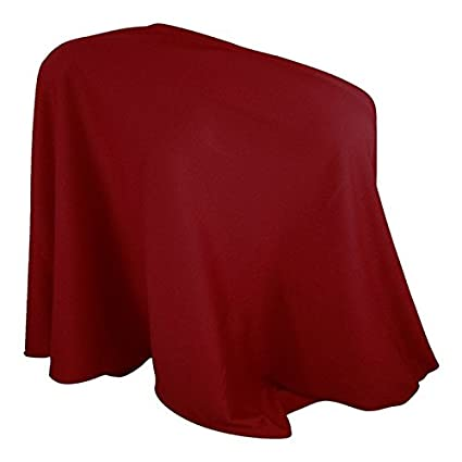 ThreeH Couverture dallaitement Multi-Use Soft Stretchy Carseat Canopy BC17,Red