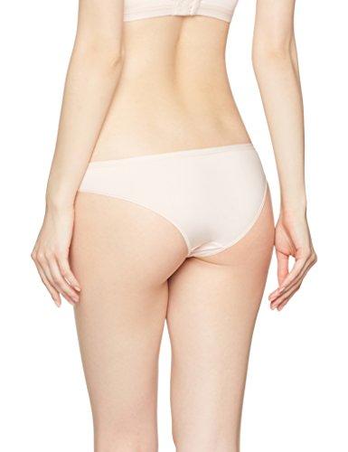 IRIS & LILLY Brazilian, Braguita para Mujer (Pack de 3) Rosa (Soft Pink)