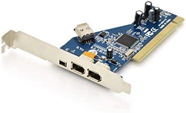 DIGITUS DS-33203-2 Tarjeta y Adaptador de Interfaz Interno IEEE ...