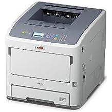 Okidata B731dn Digital Mono 55ppm 1200x 1200 Ltr/Lgl Usb Par 256mb Dupl Pcl