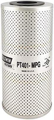 BALDWIN FILTERS PT401-MPG Hydraulic Filter,4-1//2 x 9-1//8 In