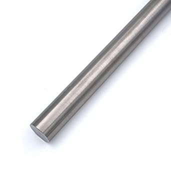 Amazon com: Dia 28 0mm Titanium Round bar (1 10 Dia x 39 37 Long