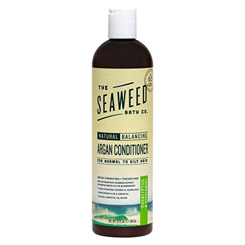 The Seaweed Bath Co. Balancing Eucalyptus and Peppermint Argan