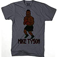 Myke Tyson Punch Out 8bit Retro Vintage Tyson Playera Rott Wear