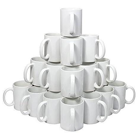11 oz  Porcelain Sublimation Mug