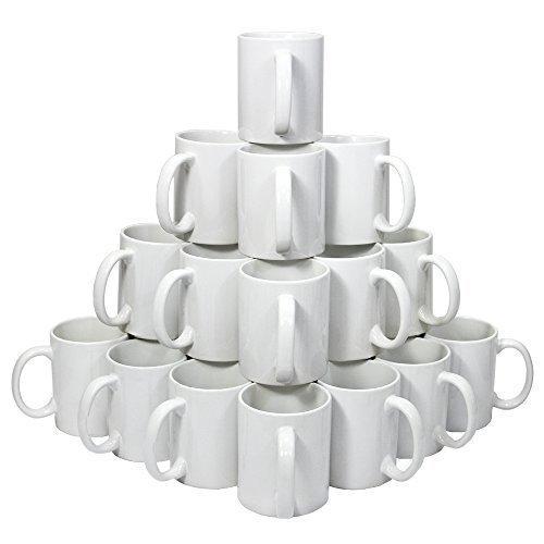 11 oz. Porcelain Sublimation Mug