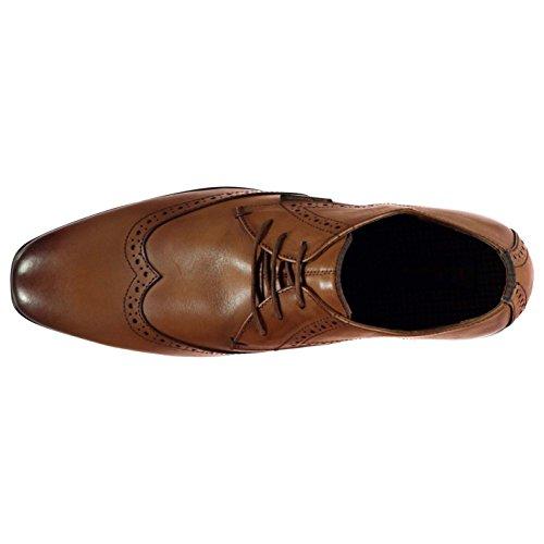 2e7423814f217 60%OFF Ben Sherman Hommes Archie Derby Chaussures Habillées Richelieu En  Cuir