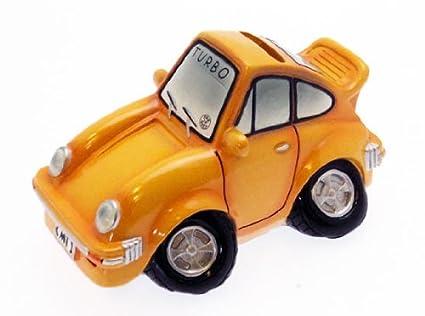 Colección flashsellerz Amarillo Turbo coche caja de dinero