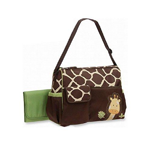 - BT-RSTT Baby Boom Duffel Diaper Bag, Giraffe