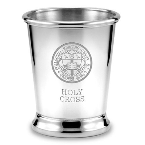 Holy Cross Pewter Julep Cup