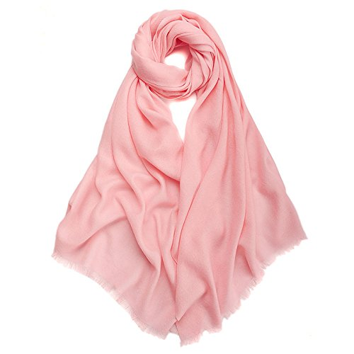 RENYZ.ZKHN Ladies Winter Scarf Shawl Scarves and Lengthened Scarf 60  205Cm Thin Solid All-Match