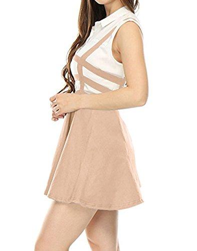 Bandage Ajoure Femmes Mini Haute Rose Plage Fox de de Jupe t Bretelles Fr Mode Taille Personnalit Jupes Fte Jupe ulein tIpZwWz