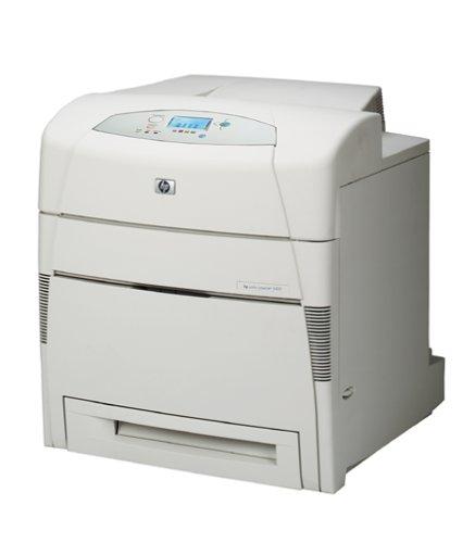 HP Color LaserJet 5500N Printer (Printer Laser 5500n)