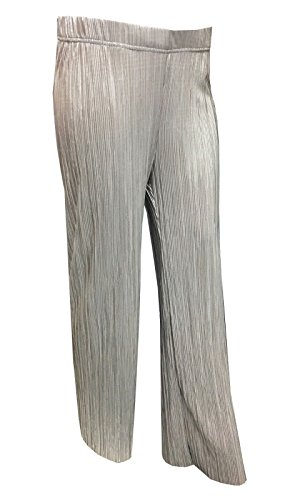 Papaval - Pantalón - para mujer Rosy Brown Metallic