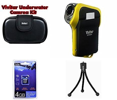 amazon com vivitar dvr 850 8 1mp underwater digital hd camera rh amazon com Vivitar DVR 610 HD Vivitar DVR HD 558