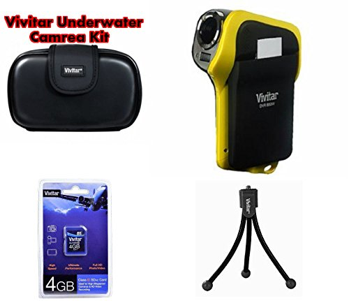 Vivitar DVR-850 8.1MP Underwater Digital HD Camera for sale  Delivered anywhere in USA