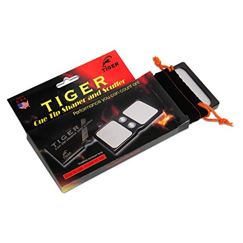 (Tiger Le Manifik Pool Cue Tip Shaper and Scuffer)