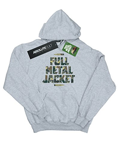 Metal Gris Camo Full Bullets Cuero Absolute Mujer Cult Jacket Capucha wPqE1B