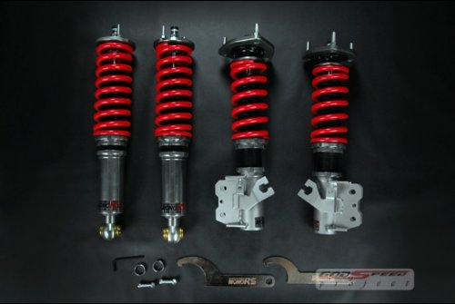 Godspeed MRS1410 - Mono-RS Coilover Suspension Kit for Nissan 240sx S13