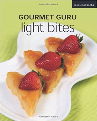 Mini Cookbook: Gourmet Guru Light Bites (Mini Cookbooks)