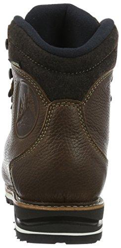 Lowa Wendelstein Warm Gtx, Zapatos de High Rise Senderismo para Hombre Marrón (braun)