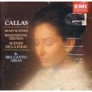 Mad Scenes & Bel Canto Arias