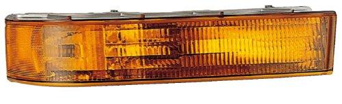Eagle Eyes FR110-U000R Ford Passenger Side Park/Signal Lamp Lens and Housing