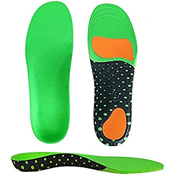 Amazon.com: Shoe Insoles - Plantar Fasciitis Inserts for