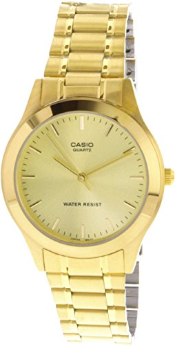Casio MTP1128N 9A Quartz Watch White