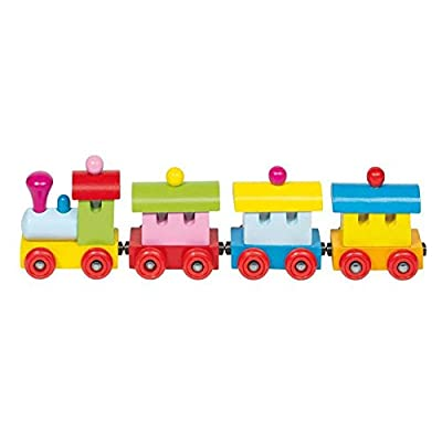 Goki Train Sofia with Magnetic Coupling Toy Figure: Toys & Games