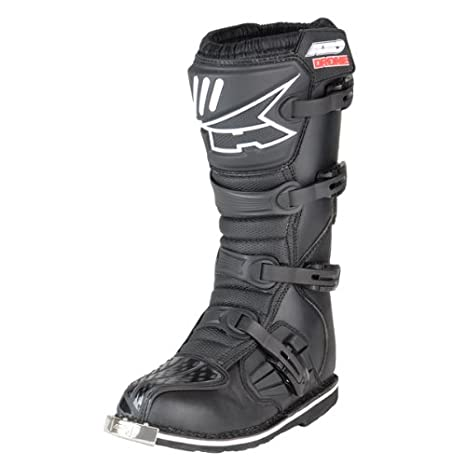AXO Drone Boots Black Size 9