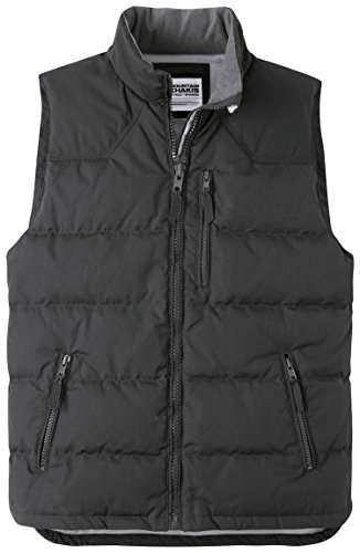 Mountain Khakis Men's Outlaw Down Vest Black X-Large
