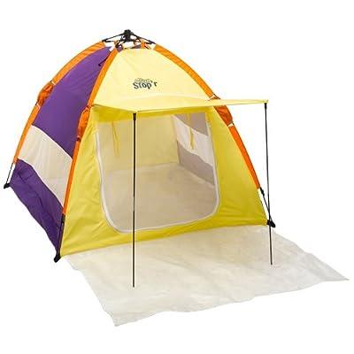 Kel-Gar Sun Stop'r - Kwik Cabana with Shade : Baby Tent : Baby