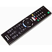 OEM Sony Remote Control Originally Shipped With: KDL40W650D, KDL-40W650D, KDL32R500C, KDL-32R500C, KDL48W650D, KDL-48W650D